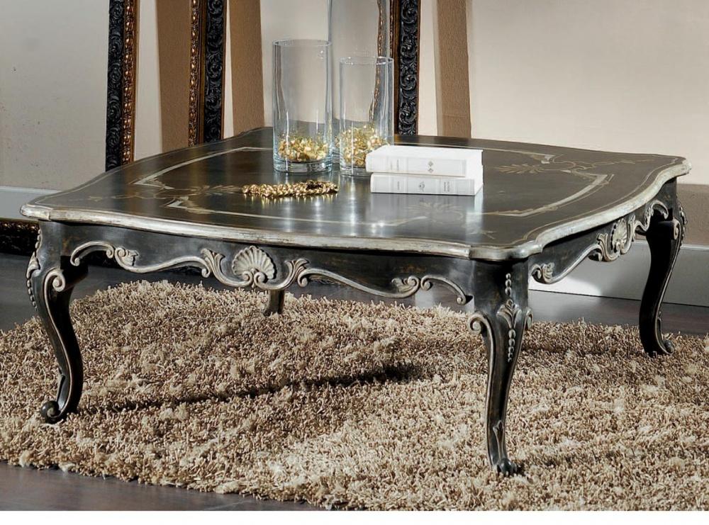 Tavolino Salotto In Stile.Malvezzi Tavoli Tavolino Da Salotto Stile Barocco Art 161